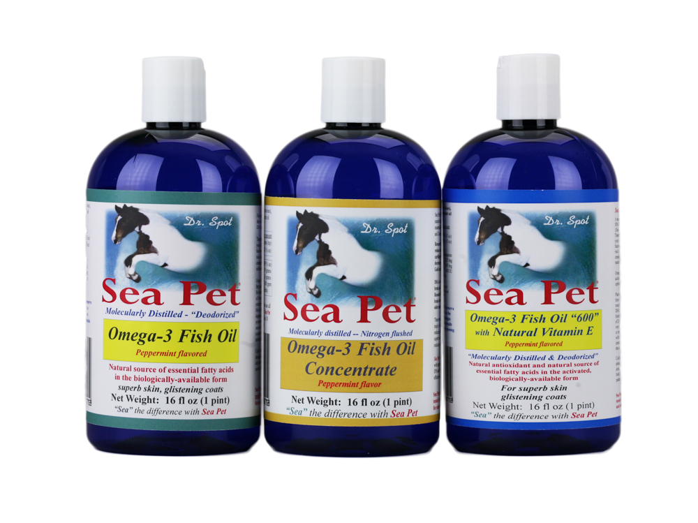 Omega 3 Fish Oil Concentrate For Horses